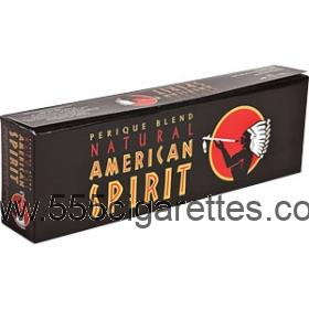 American Spirit Perique Filter King cigarettes