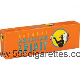 American Spirit Smooth Mellow Taste cigarettes
