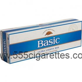 Basic Blue cigarettes