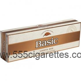 Basic Gold cigarettes