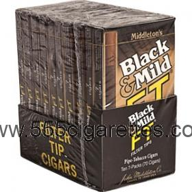 Black & Mild Filter Tips Cigar