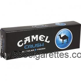 Camel Crush King cigarettes