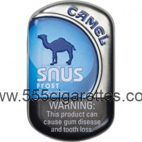 Camel Snus Frost Smokeless Tobacco