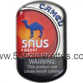 Camel Snus Robust Smokeless Tobacco