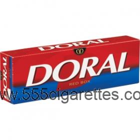 Doral Red 85 cigarettes