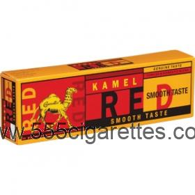 Kamel Red Smooth Taste 85 cigarettes