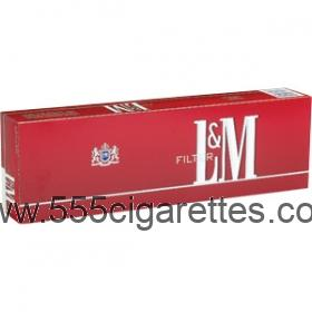 L&M Red cigarettes