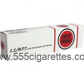 Lucky Strike Regular Non-filter cigarettes