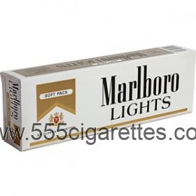 Cigarettes Marlboro national price