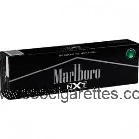 Marlboro NXT Regular to Menthol Cigarettes