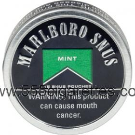 Marlboro Snus Mint Smokeless Tobacco