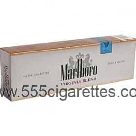 Marlboro Virginia Blend Kings cigarettes