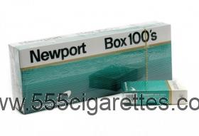 Newport (stamp) cigarettes