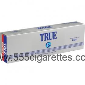 True cigarettes