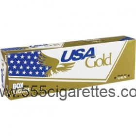 USA Gold Kings cigarettes