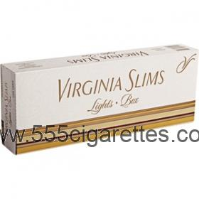 Virginia Slims Gold cigarettes