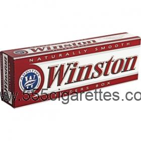 Winston Red 85 box cigarettes