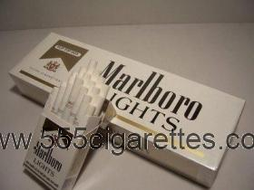 marlboro light cigarettes
