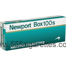 newport box 100s 2010 cigarettes